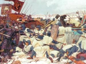 День воинской славы России – Ледовое побоище