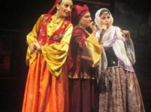 Дни азербайджанской культуры.