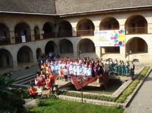 Жители болгарского Габрово ознакомятся с Шеки
