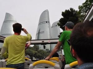 Итальянцам сообщили о туристических возможностях Баку