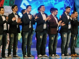Команда КВН «Сборная Баку»