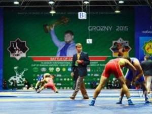 Магомед Муслимов стал призером Кубка Рамзана Кадырова
