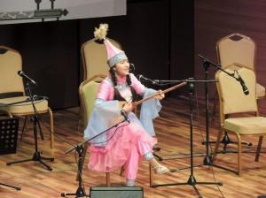 Международному детскому фестивалю мугама