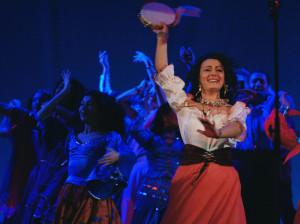 Международный День цыган отметят в 45-й раз