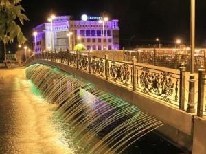 Мосту дружбы Азербайджана и России три года
