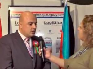 На парагвайском телевидении отмечены достижения Азербайджана
