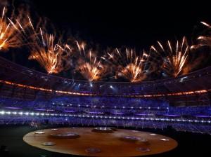 Олимпиада в Сочи и первые Европейские игры в Баку