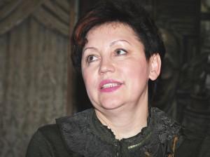 Ольга Рыбакова