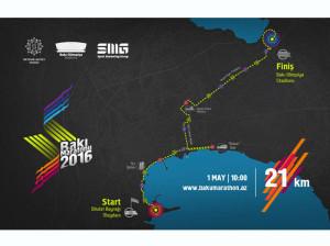 По инициативе Фонда Гейдара Алиева пройдет Бакинский марафон 2016