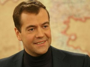 Премьер-министру России Дмитрию Медведеву сегодня исполняется 50 лет