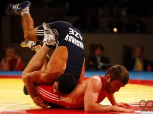 Сборная Азербайджана завершила чемпионат мира по борьбе