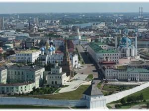 Современная Казань