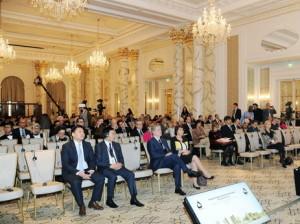 Участники Глобального форума обсуждают вопросы безопасности