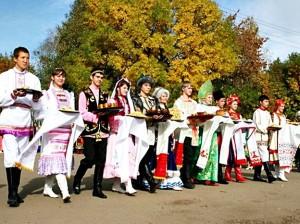 Этнокультурное многообразие - залог единства России 2
