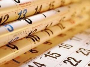 в России введен григорианский календарь