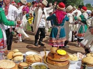 в Татарстане пройдёт фестиваль национальных обрядов