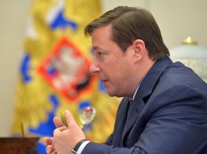 вице-премьер Александр Хлопонин.