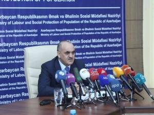министр труда и социальной защиты населения Салим Муслимо