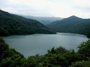 озеро-в-Азербайджане