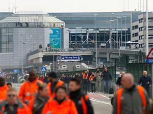 ответственность за теракты в Брюсселе