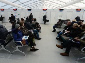 оформлять медсправки только в Миграционном центре в Сахарово