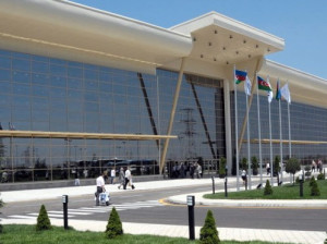 павильоны Baku Expo Center