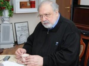 писатель, кинодраматург и кинорежиссёр Рустам Ибрагимбеков