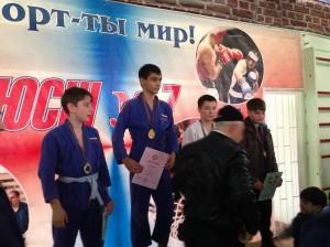 победа Физлана Селимова