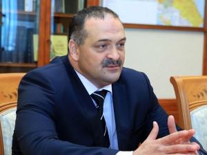 представитель президента России в СКФО Сергей Меликов