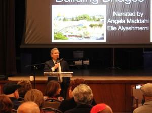 презентация Азербайджана в синагоге Лос Анджелеса