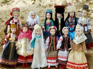 проект 100 кукол во что играют и чем живут народы мира