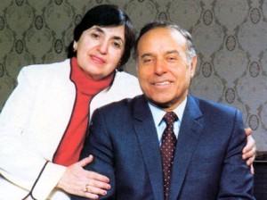 профессор Зариф ханум Алиева