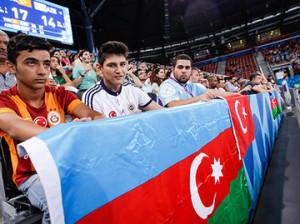 расходы Азербайджана на международные соревнования