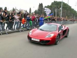 репортаж о Гран-при Формулы 1 в Баку