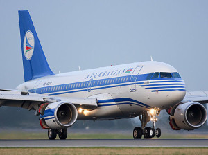 россия и азербайджан наращивают авиаперевозки