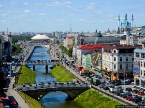 учебно-образовательная поездка в Казань