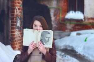 Юная татар кызы. Фотограф: Энже Садыкова