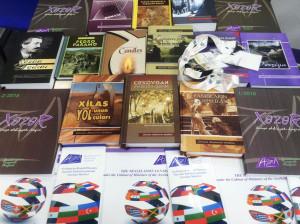 IV Бакинская международная книжная выставка-ярмарка-2