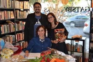 Книга Гранаты и шафран кулинарное путешествие в Азербайджан-2