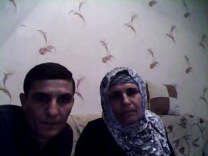 Октай с мамой