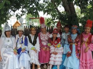 Праздник Шанырак. Фотограф: Хатыра Актанова