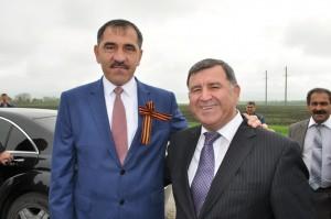 Р.Бабаев и Евкуров