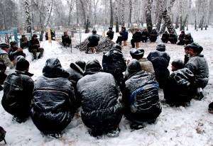 Сафиуллин Салават Башкирские похороны