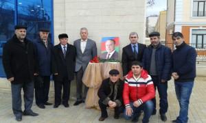 В Дербенте почтили память Гейдара Алиева