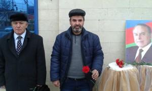 В Дербенте почтили память Гейдара Алиева 4