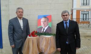 В Дербенте почтили память Гейдара Алиева 6