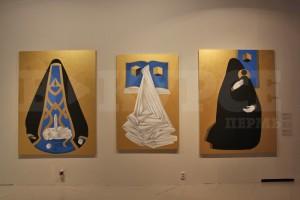 В Перми открылась выставка современного азербайджанского искусства