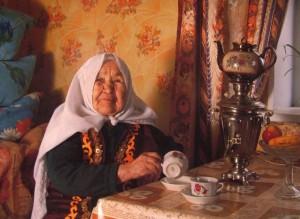 В гостях у бабушки-башкирки. Фотограф Вилора Латыпова