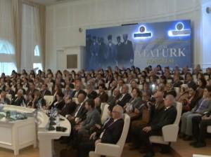 VIII международная конференция историков Ататюрка