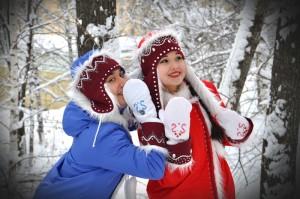 «Зимняя сказка». Фотограф Светлана Челбогашева